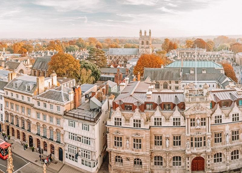 Roteiro de 2 dias em Oxford