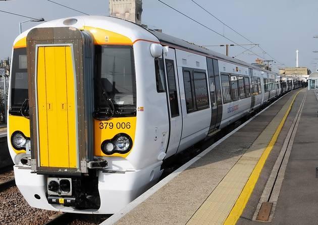 Londres a Cambridge em trem