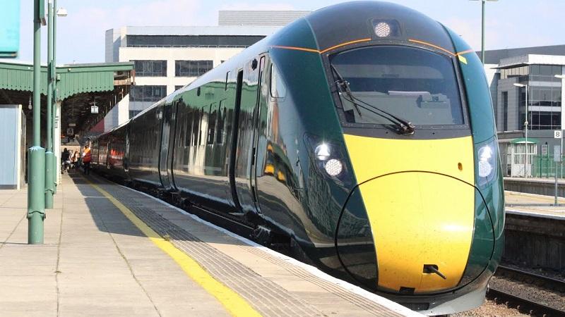 Viagem de trem de Southampton a Londres