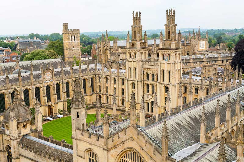 Como transferir dinheiro para Oxford