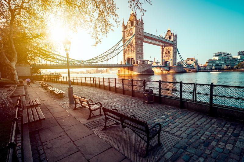 Como transferir dinheiro para Londres
